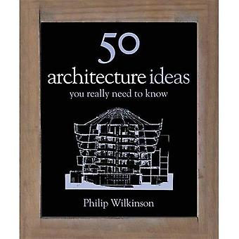 50 Architecture Ideas: You Really Need to Know