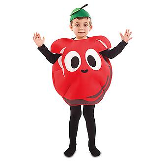 Apple Apple kostyme barn barn drakt drakt frukt