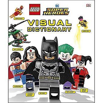 LEGO DC Comics Super helte visuel ordbog (bibliotek udgave)