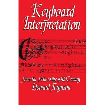 Keyboard Interpretation by Ferguson & Howard
