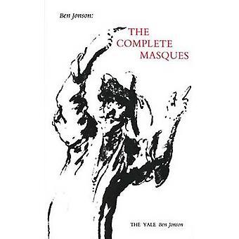 Ben Jonson de volledige Masques door Jonson & Ben