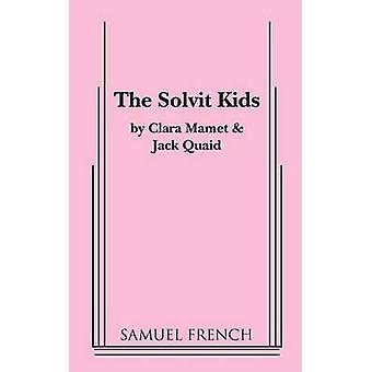 De Solvit-Kids van Mamet & Clara