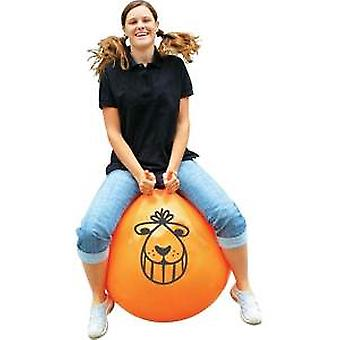Retro Space Hopper Inflatable Bouncer