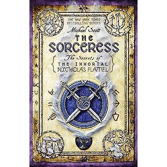 The Sorceress by Michael Scott - 9780385735308 Book