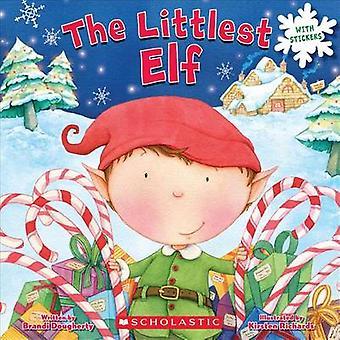 The Littlest Elf by Brandi Dougherty - Kirsten Richards - 97805454365