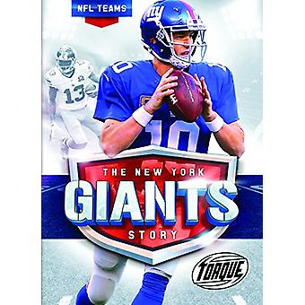 The New York Giants Story by Larry Mack - 9781626173750 Book