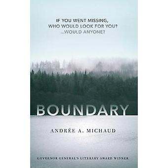 Boundary by Andree Michaud - 9781843449980 Book