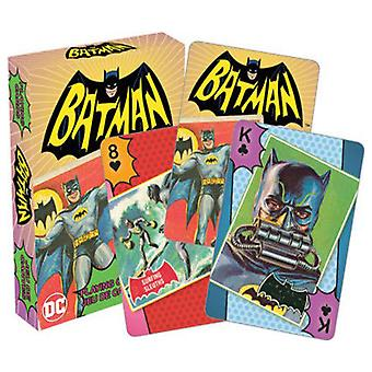 DC Comics Batman karty do gry TV