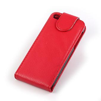 iPhone 5 Flip Wallet Leather Case