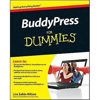 BuddyPress For Dummies av Lisa Sabin-Wilson - 9780470568019 bok