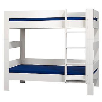 Furniture To Go Kids World White Bunk Bed