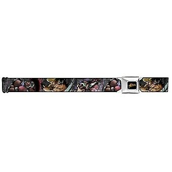 Seatbelt Belt - Street Fighter - Adj 24-38