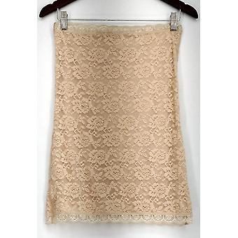Slim 'N Lift Aire Shaper Lace Embellished Slimming Slip Nude Beige C41060