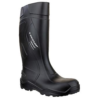 Dunlop Unisex Purofort+ Full Safety Wellington