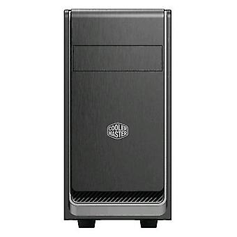 Cooler master e300l cabinet mini-tower micro-atx/mini-itx silver vane