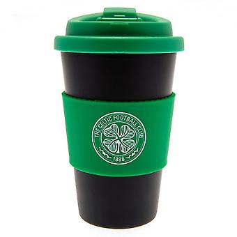 Celtic FC Silicone Grip Travel Mug