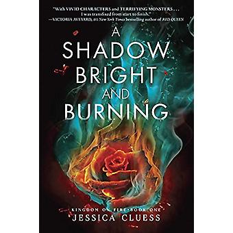 A Shadow Bright and Burning (Kingdom on Fire - Book One) by Jessica C