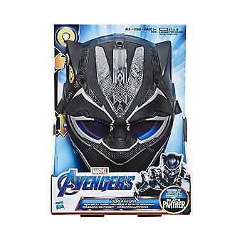 Marvel Avengers Black Panther Vibranium Power FX Maske