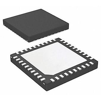 Embedded microcontroller MSP430F5172IRSBT WQFN 40 (5x5) Texas Instruments 16-Bit 25 MHz I/O number 31
