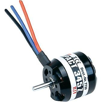 Model aircraft brushless motor Graupner kV (RPM per volt): 900