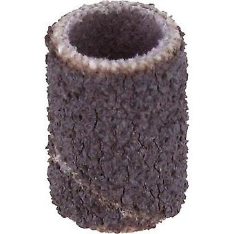 Sanding sleeve Grit size 60 (Ø) 6.4 mm Dremel 431 2615043132 6 pc(s)