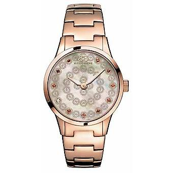 88 rue du Rhône Rive 32mm Ladies Quartz Rose Gold Watch 87WA153202