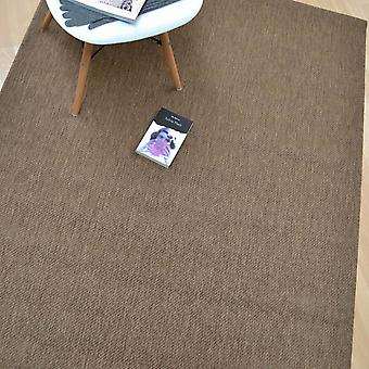 Resort Rugs 4398 080 In Chocolate By Esprit