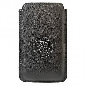 Diesel Hastings New Nylon Leather Case 5.5 x 10cm for smartphone black