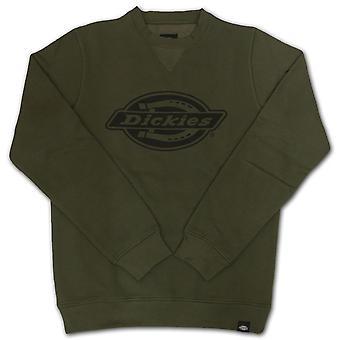 Dickies Vermont Sweatshirt mørk oliven