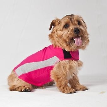 Thundershirt til hunde Pink Polo store