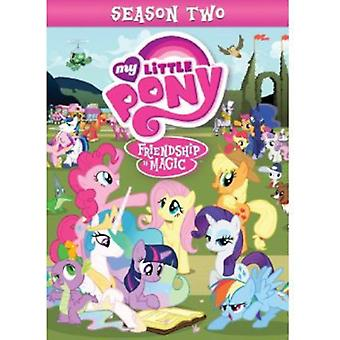 My Little Pony - Friendship Is Magic: Season 2 [DVD] USA import