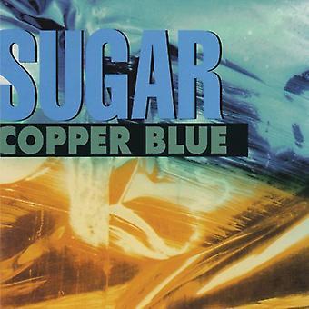 Sukker - kobber blå/Beaster [Vinyl] USA importerer