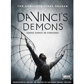 Démons de Léonard de Vinci: importation USA saison 1 [DVD]