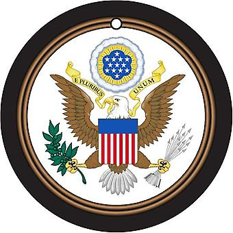 Great Seal Of The United States Obverse Car Air Freshener