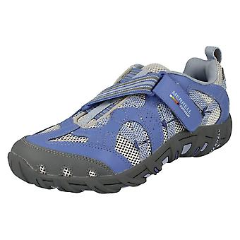 Childrens Merrell Z-stropp trenere Waterpro Z-Rap