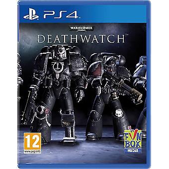 Warhammer 40000 Deathwatch PS4 spil