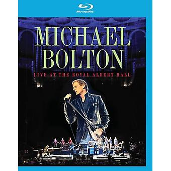 Michael Bolton - Live à l'importation USA Royal Albert Hall [Blu-ray]