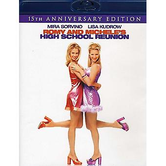Romy & Michele's High School Reunion [BLU-RAY] USA importerer