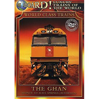 Ghan [DVD] USA import
