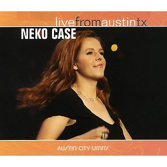 Neko Case - Live From Austin Tx [CD] USA import