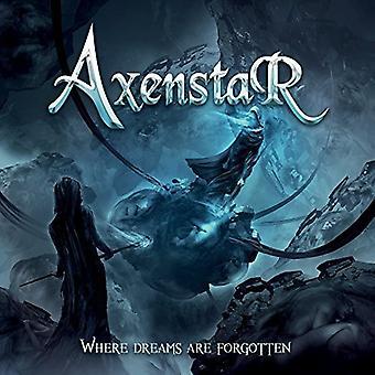 Axenstar - hvor drømme er glemt [CD] USA import