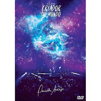 Daniela Araujo - Criador Do Mundo: Ao Vivo [DVD] USA import