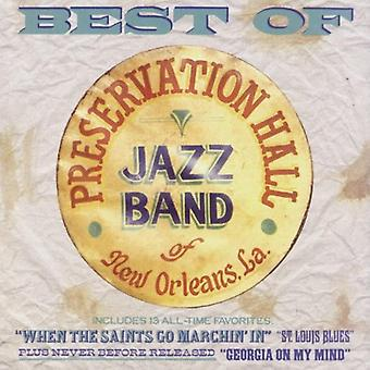 Preservation Hall Jazz Band - Best of Preservation Hall Jazz [CD] USA import