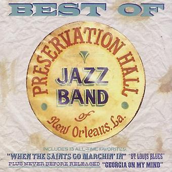 Preservation Hall jazzband - bästa Preservation Hall Jazz [CD] USA import