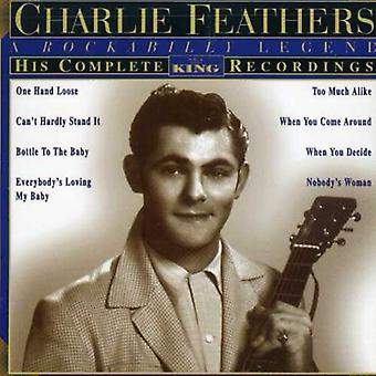 Charlie Feathers - Charlie Feathers: Complete King Recordings [CD] USA import