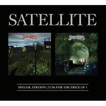 Satellite - Evening Games/Nostalgia [CD] USA import