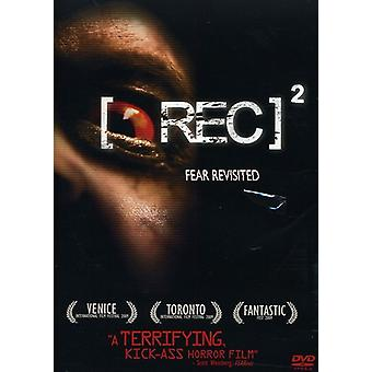 Rec 2 [DVD] USA import