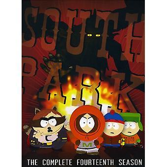 South Park - South Park: Season 14 [DVD] USA import