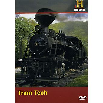 Importer des train Tech [DVD] é.-u.