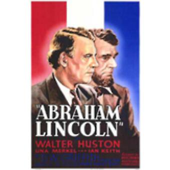 Abraham Lincoln (1930) [DVD] USA import